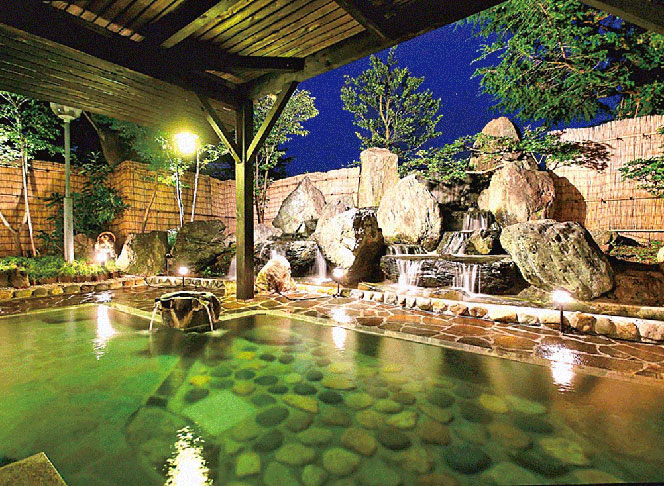 List of hot spring facilities