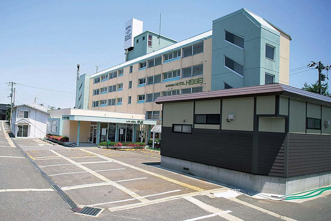 ビジネスホテル ホテル平成